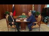Президент принял отставку глав двух субъектов федерации - Башкирии и Нижегородской области - Первый канал