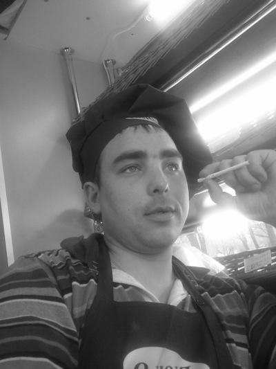 Алексей Езепчик, 9 ноября 1988, Москва, id41931007