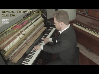 Эволюция музыки с 1680 года