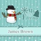 James Brown альбом My Snowy Little Friend