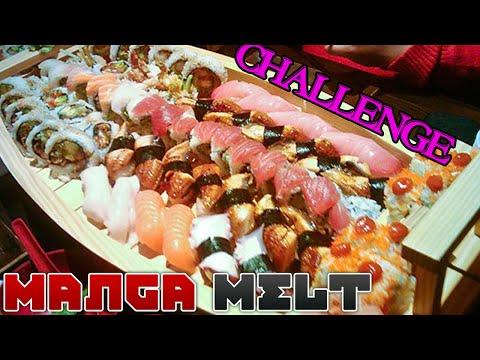 All-You-Can-Eat Sushi Challenge : MANGA MELT Ep.27