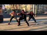 DANCEHALL ROUTINE BY ANDREY EREMIN | dJ SNAKE- MAGENTA RIDDIM