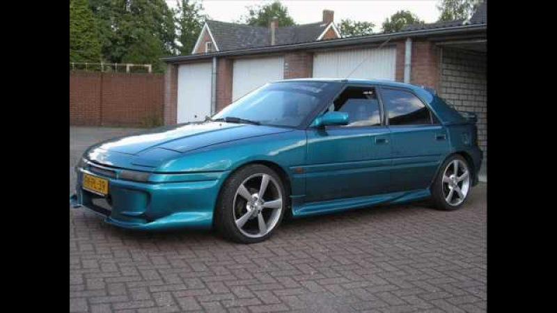 Любителям Mazda 323f BG