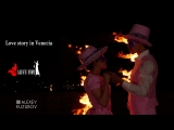 love story in venecia | alive fire