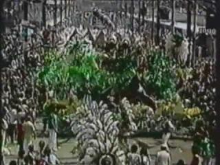 Mocidade 1983 - Como Era Verde o Meu Xingu