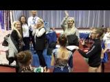 Яна Кудрявцева - приветствие // «Звездное сияние», Пермь (07.04.2018)