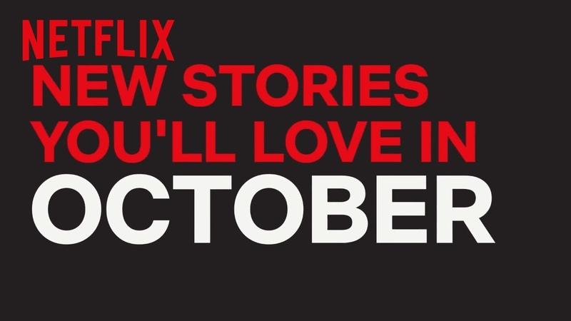 New to Netflix Australia   October   Netflix