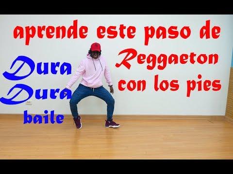 Aprende Como Bailar Reggaeton Con Los Pies   Super Facil   2018