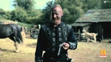 Harald Finehair And Halfdan The Black Raids A Frankish Farm - THE VIKINGS SEASON 4