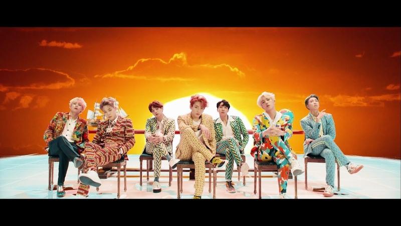 BTS (방탄소년단) IDOL Official MV