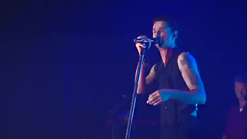 Dave Gahan Hidden Houses Live At The Olympia Theater In Paris Paper Monsters Tour 2003