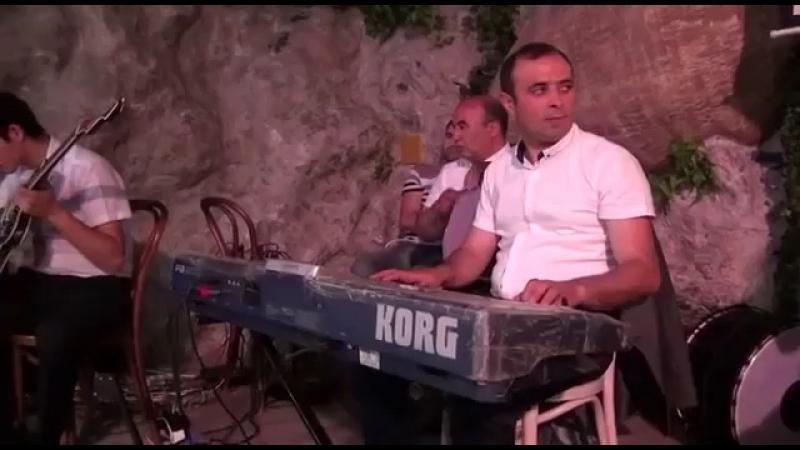 Konsertden bir parca Ansambl Qarabag