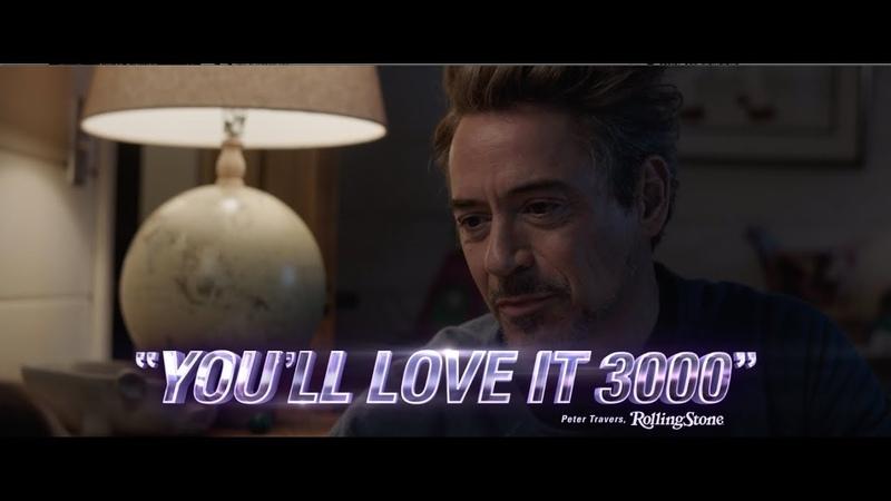 Marvel Studios Avengers Endgame | Easter Eggs TV Spot