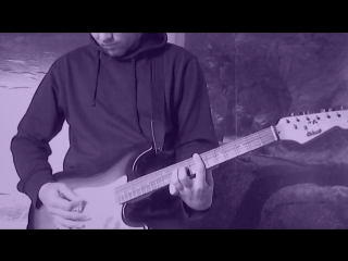 System Of A Down - Lost In Hollywood (Guitar Cover D. Ivanov)