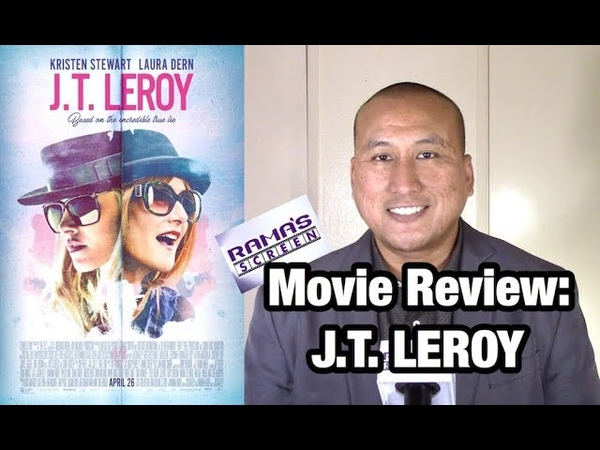 My Review of J.T. LEROY Movie   Kristen Stewart and Laura Dern Are Terrific!
