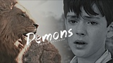 Edmund Pevensie Demons