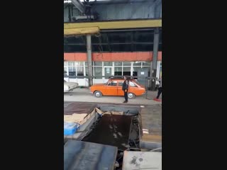 Джамбульский паровозик