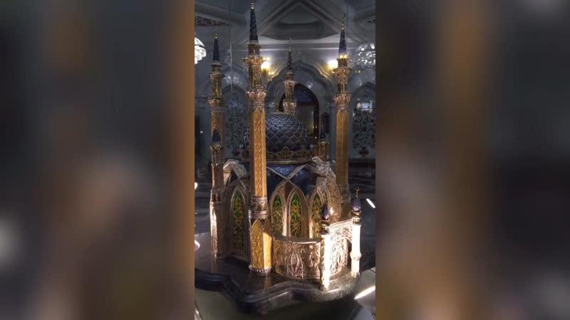В Казанской мечети