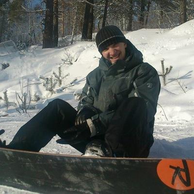 Иван Мазур, 14 сентября 1988, Челябинск, id6612683