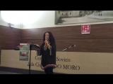 Пою песню Паоло Фана на мои стихи. Villaggi trombi (Fiumi di Chianti)