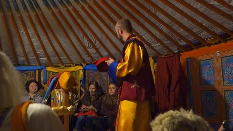 Константин Куксин. Буддизм