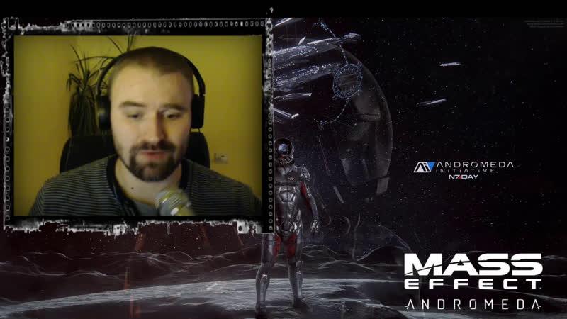 RIP Stan Lee | Туманность Mass Effect: Andromeda