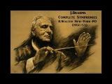 J.Brahms Complete Symphonies  B.Walter New-York-PO  (1951~53)