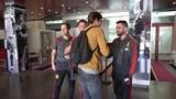 Los internacionales de Luis Enrique, en Las Rozas para preparar el choque ante Gales