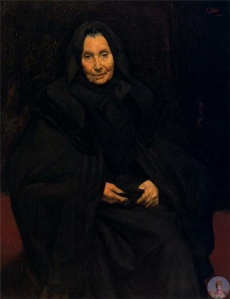 Игнасио Диаса Олано (1860-1937) - баскский художник (Испания).