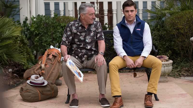 Дедушка легкого поведения / Dirty Grandpa (2016) Смотреть в HD