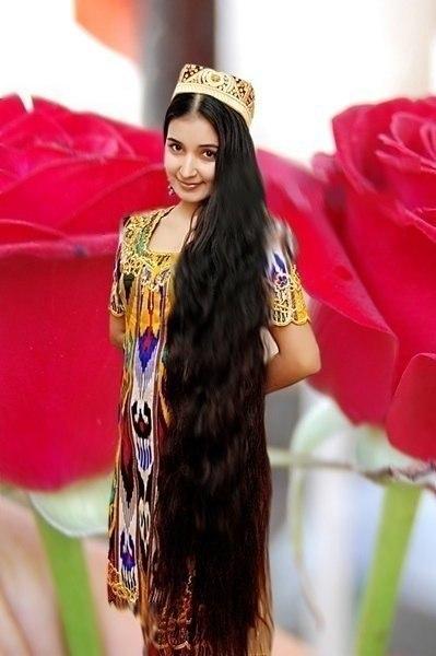 uzbek qizlarini rasmlari