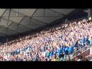 Знаменитый клич исландских болельщиков на матче Нигерия Исландия