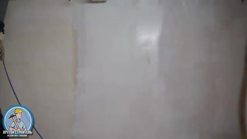 Шпаклевка стен быстро и аккуратно