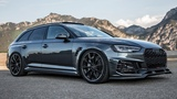 WOW! 2018 AUDI RS4-R (530hp690Nm) - BLACKED OUT - WANTFACTOR!! - ABT Sportsline at its best