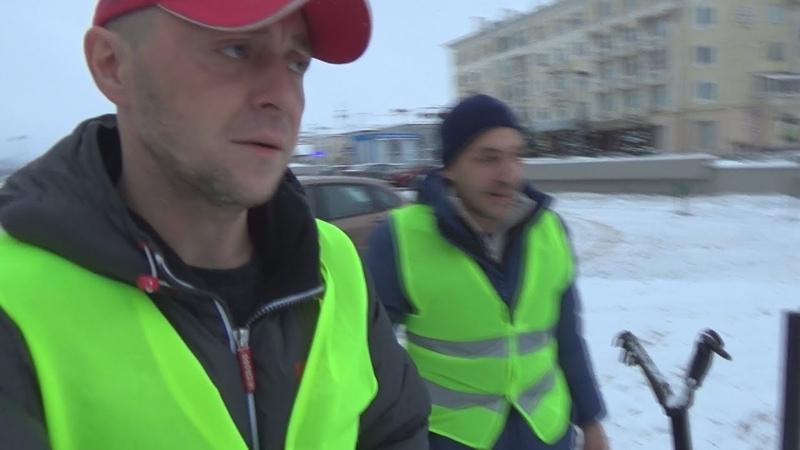 Популярность Единой России из первых уст Выходим с опросом на улицы