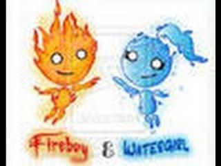 Играем с NeutralShoe на сайте Friv в Fireboy & Watergirl