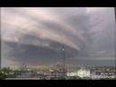 После урагана в центральном районе Барнаула 23 06 2018 введен режим чрезвычайной ситуации