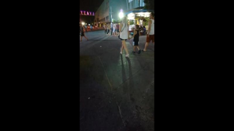 Тайланд улица разврата и похоти Walking street