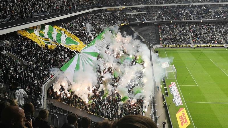 AIK vs Hammarby IF 23 09 2018