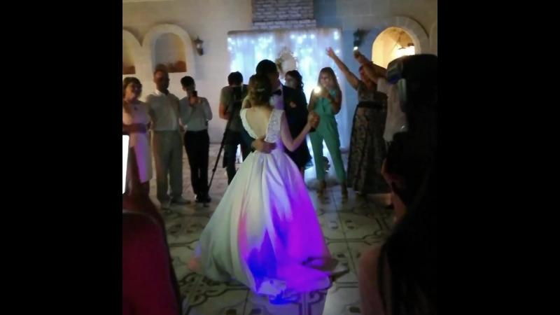 Свадебный танец Сергея и Татьяны Власовых