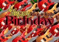 рок ролл н паб