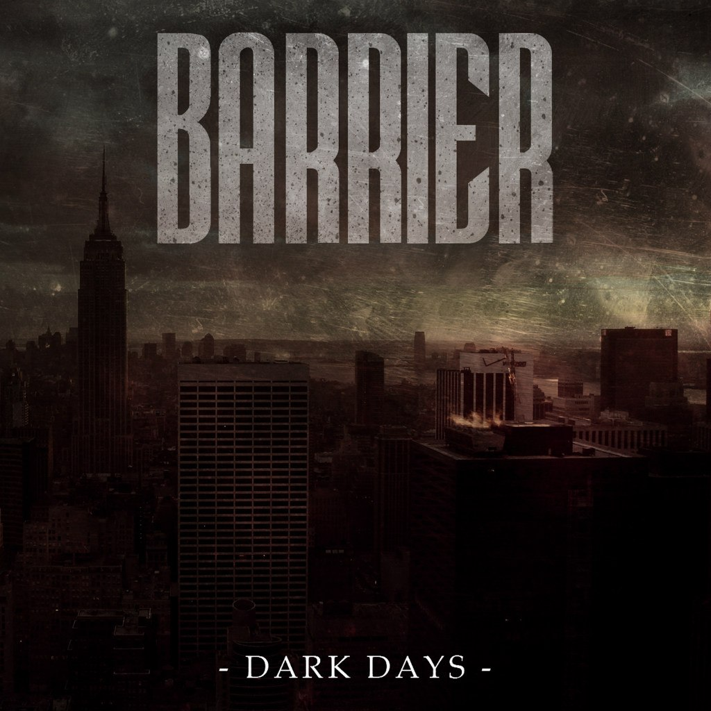 Barrier - Dark Days [EP] (2012)