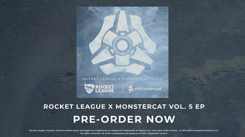 Rocket League x Monstercat Vol. 5