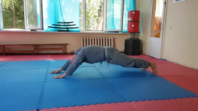 Юддха-йога, упражнения