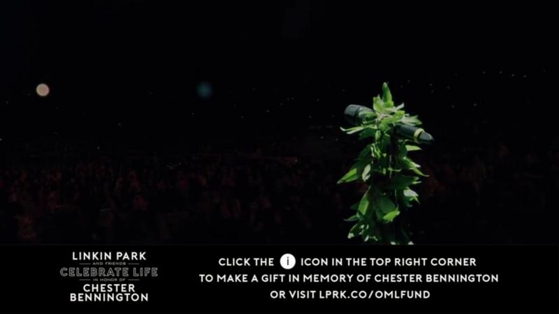 Linkin Park Friends Celebrate Numb,in the end в исполнение тысяч !
