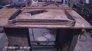 изготовление рамок для проходного капкана 350