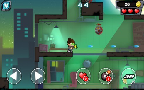 Скачать Action Heroes: Special Agent для android