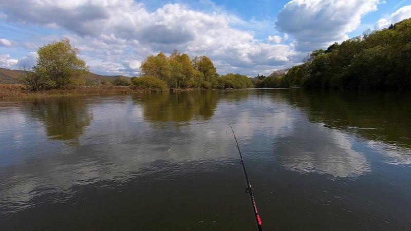 Рыбалка в Приморье Река Журавлёвка 27 09 2018 г Рыбы нет одни эмоции