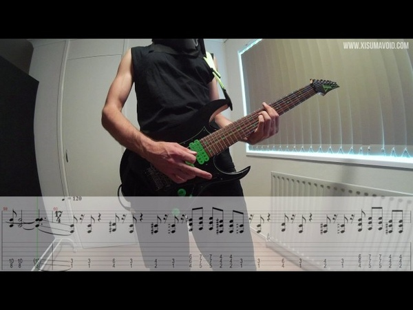 Dawn Of The Angry Morbid Angel Guitar Cover