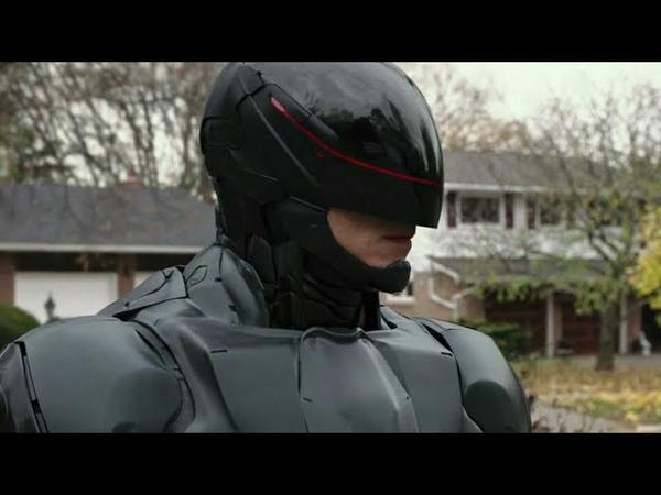 Робокоп Алекс расследует свою смерть 1часть Робокоп 2014